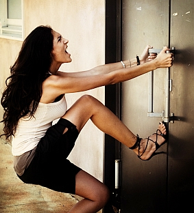 Locked Out – Day 16 – Mandi\'s Personal Blog