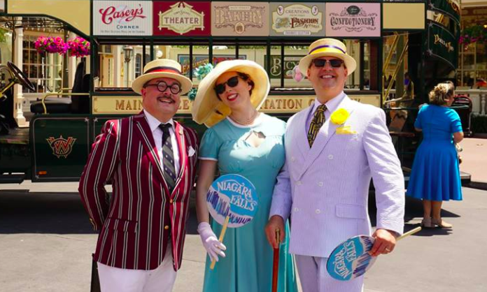 Dapper Day 2017 at the Magic Kingdom & Epcot