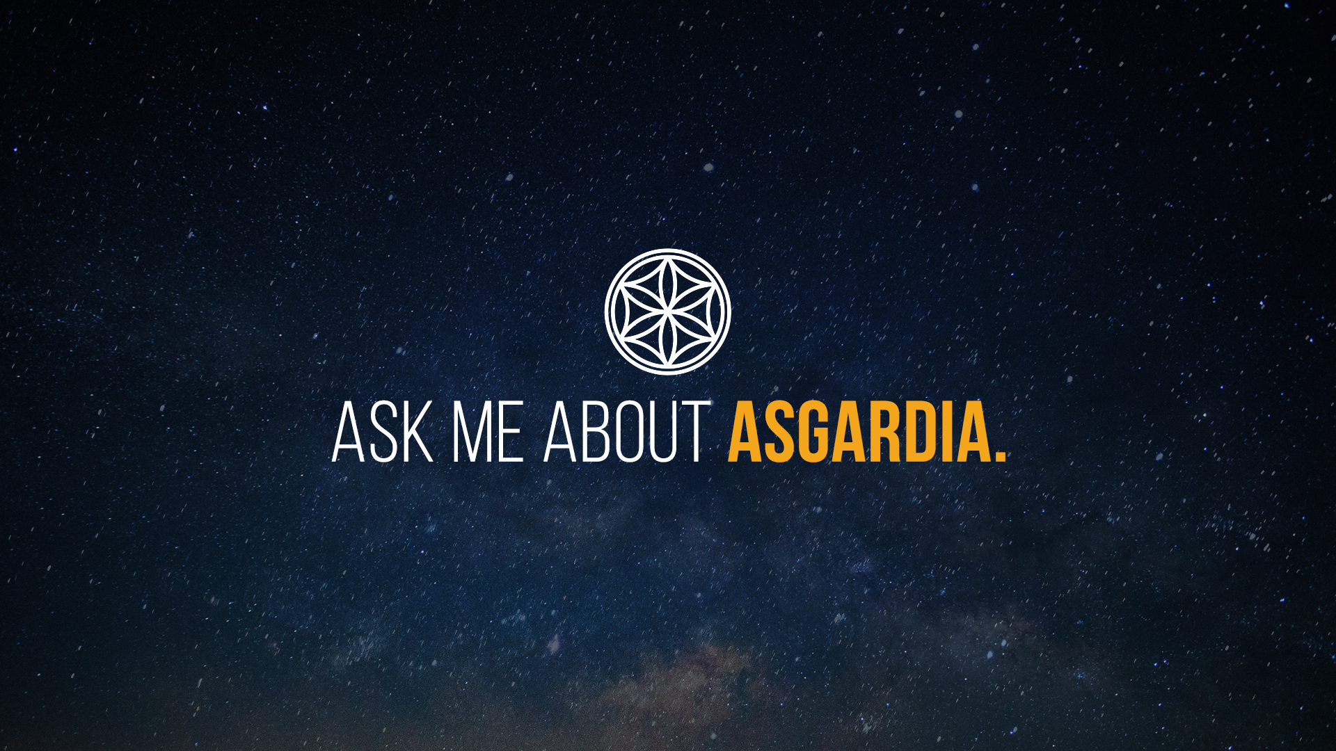 Asgardia – I'm running for Parliament!